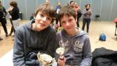 Mathis et Matteo