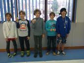 Avril: Tournoi Jeunes à Thorens